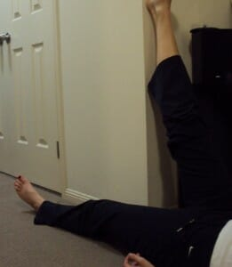doorway stretch