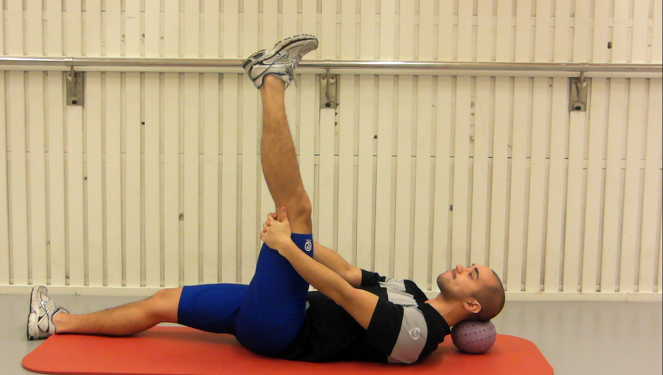 Strained Hamstring Exercises Hamstring Rehab Exercise