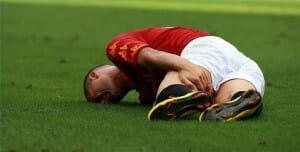 Hamstring tear - how to heal is strong and fast