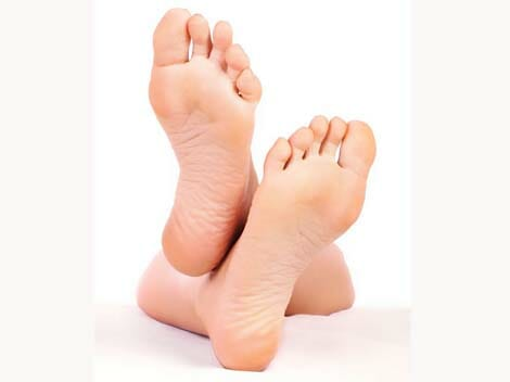 foot pain, heel pain - fix, self treatment