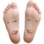 how to have happy, painfree feet running