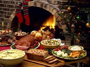 Christmas-Food-and-Decoration