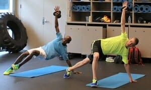 Mo-Farah-core strengthening