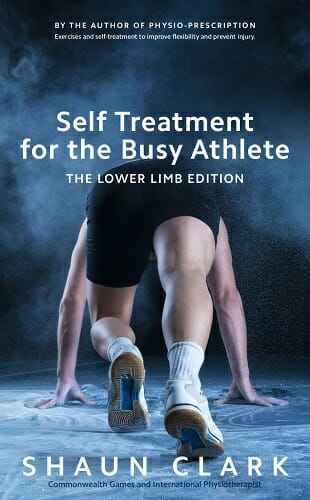 Self treatment Ebook for the busy athlete