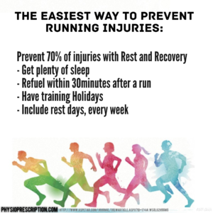 Prevent Running Injuries, Physio