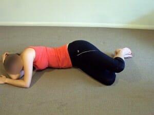 Clam exercise plus - gluteus medius strengthening, pelvic stability